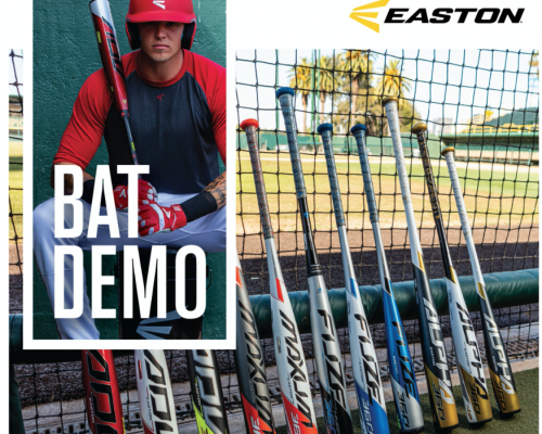 easton bat demo